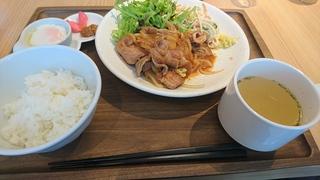 ねぎぽ(生姜焼き).JPG